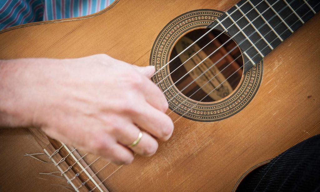Gitarrenunterricht in Ahrensburg - Musikschule Christoph Haerkötter